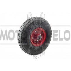 Колесо 4,10/3,50 -4 TT (камерное, под ось d-16мм ) MRHD