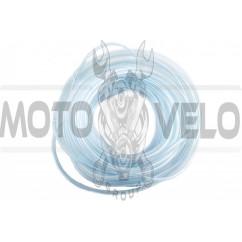 Шланг топливный Ø6mm, (1 метр/шт) (прозрачный) (Польша) VCH