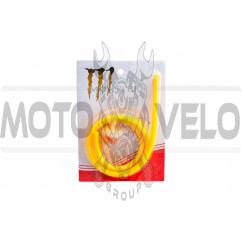 Шланг топливный Ø4mm, 1 метр (желтый) MANLE