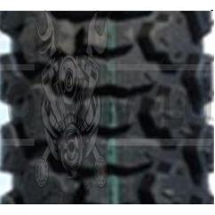 Мотошина 3,50 -18 TT (камерная в сборе, дорожная) (mod 1) ELIT