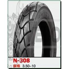 Мотошина   3,50 -10   TL (N-308  NAIDUN, шипованая, беcкамерная)   LTK, шт