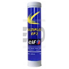 Смазка универсальная многоцелевая 400мл   (Multiplex EP2)   ELF   (#GPL)