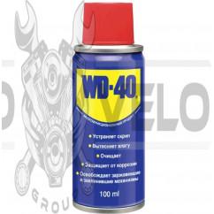 Смазка проникающая универсальная 100мл   WD -40   (#GPL)
