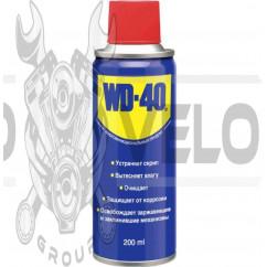 Смазка проникающая универсальная 200мл   WD -40   (#GPL)