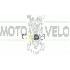 Ремкомплект карбюратора мотокосы   для St FS55/85   WOODMAN