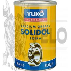 Солидол 800мл   ж/б   (NLGI 2/3)   YUKO