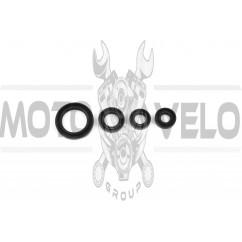 Сальники (набор)   Zonghsen, Lifan 125/150   (OHV)   (4шт)   EVO-3