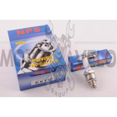 Свеча E6TC M14*1,25 12,7mm (2T скутеры 50-125сс) NPS 1818