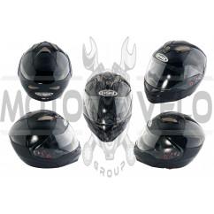 Шлем трансформер (mod:G339) (size:XL, черный) GSB