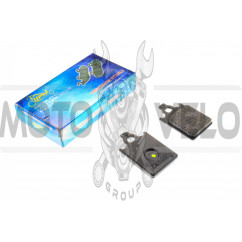 Колодки тормозные (диск)   Aprilia RX/RS   KOMATCU   (mod.A)