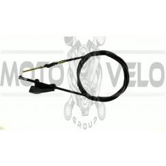 Трос заднего тормоза   Yamaha JOG 50   (1800 mm, уп.1шт, черный)