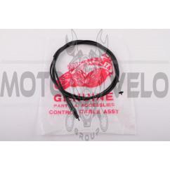 Трос спидометра Honda DIO ZX AF28 (диск) (с защелкой, уп.1шт)