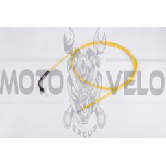 Трос газа Suzuki LETS (1650mm, уп.1шт, желтый)