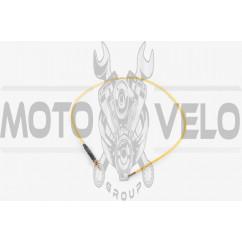 Трос переднего тормоза Suzuki LETS (1170mm, уп.1шт, желтый)