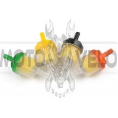 Фильтр топливный цилиндрический с бумажным элементом (№103) 572
