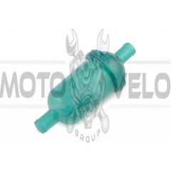 Фильтр топливный цилиндрический с бумажным элементом (№108) 572