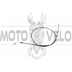 Трос газа Yamaha JOG 50 (1740mm, уп.1шт) KOMATCU