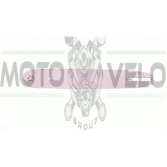 Шина 16 1,6mm, 3/8, 60зв   (without logo)   BEST   (mod:A), шт