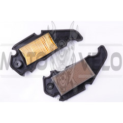 Элемент воздушного фильтра 4T GY6 125/150 (бумажная гармошка в пластике) KM