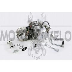 Двигатель Delta 125cc (АКПП 1Р53FMI 4П) TZN