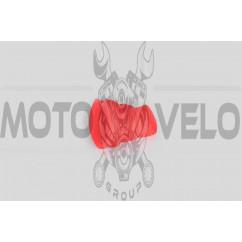 Патрубок воздушного фильтра Honda DIO AF34/35 (красный) PIPE