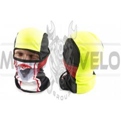 Подшлемник (mod:WL-EA003) (черно-красный) KML