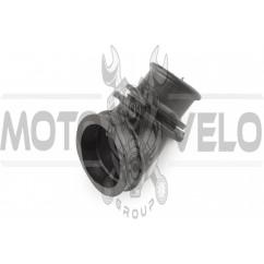 Патрубок воздушного фильтра Suzuki LETS (черный) KOMATCU