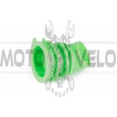 Патрубок воздушного фильтра Honda DIO AF34/35 (зеленый) KOMATСU
