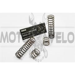 Ремкомплект вилки Honda DIO (пружины 4шт) AS