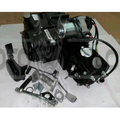 Двигатель Delta 110cc (АКПП, 152FMH-H, + стартер, с двойным сцеплением) TZH