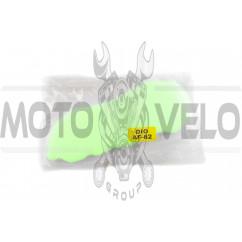 Элемент воздушного фильтра Honda DIO AF62/TODAY AF61 (поролон с пропиткой) (зеленый)