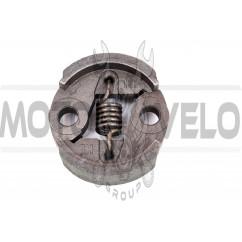 Колодки сцепления мотокосы (короткая пружина) MANLE