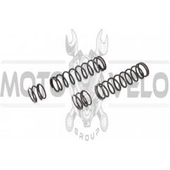 Ремкомплект вилки Yamaha JOG SA16, SA12 (пружины 4шт) AS