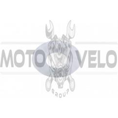 Крыльчатка неподвижной щеки вариатора 4T GY6 50 (пластмасс) MANLE