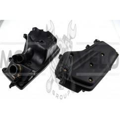 Фильтр воздушный (в сборе)   Honda LEAD 48/100    (AF48/JF06)   MANLE