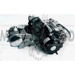 Двигатель   Delta 125cc   (МКПП 157FMH, алюминиевый цилиндр,чёрный)   (TM)   EVO