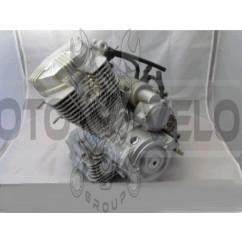 Двигатель   4T CG250   (167MM,  с балансирововчным валом)   EVO