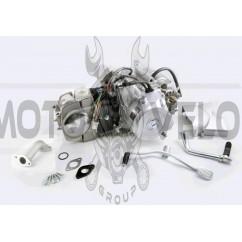 Двигатель   Delta 125cc   (МКПП 153 FMI)   (Слоник)   EVO