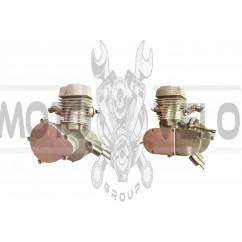 Двигатель   Веломотор   (80cc, голый)   EVO