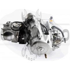 Двигатель   Delta 125cc   (МКПП 157FMH)   (TM)   EVO