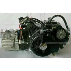 Двигатель   Delta 125cc   (МКПП 157FMH)  черный   (TM)   EVO