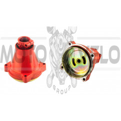 Корпус вариатора мотокосы   4T   (Ø28)   (красный)   BEST   (mod.A)