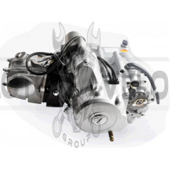 Двигатель   Delta 125cc   (АКПП 157FMH)   (TM)   EVO