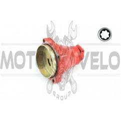 Корпус вариатора мотокосы 7T (Ø26)