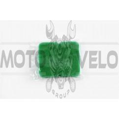 Элемент воздушного фильтра Delta (поролон с пропиткой) (зеленый) AS