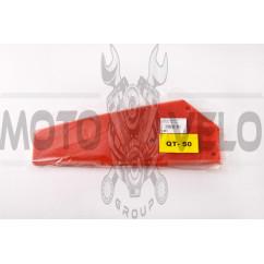 Элемент воздушного фильтра 4T GY6 50 (поролон с пропиткой) (красный) AS