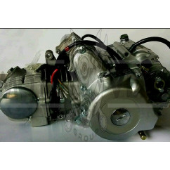 Двигатель   Delta 125cc   (МКПП 157FMH, алюминиевый цилиндр)   (TM)   EVO
