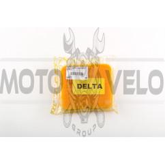 Элемент воздушного фильтра Delta (поролон с пропиткой) (желтый) AS