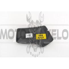 Элемент воздушного фильтра Honda DIO AF27 (поролон сухой) (черный) AS
