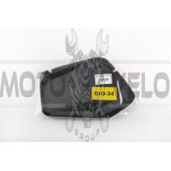 Элемент воздушного фильтра Honda DIO AF34/35 (поролон сухой) (черный) AS